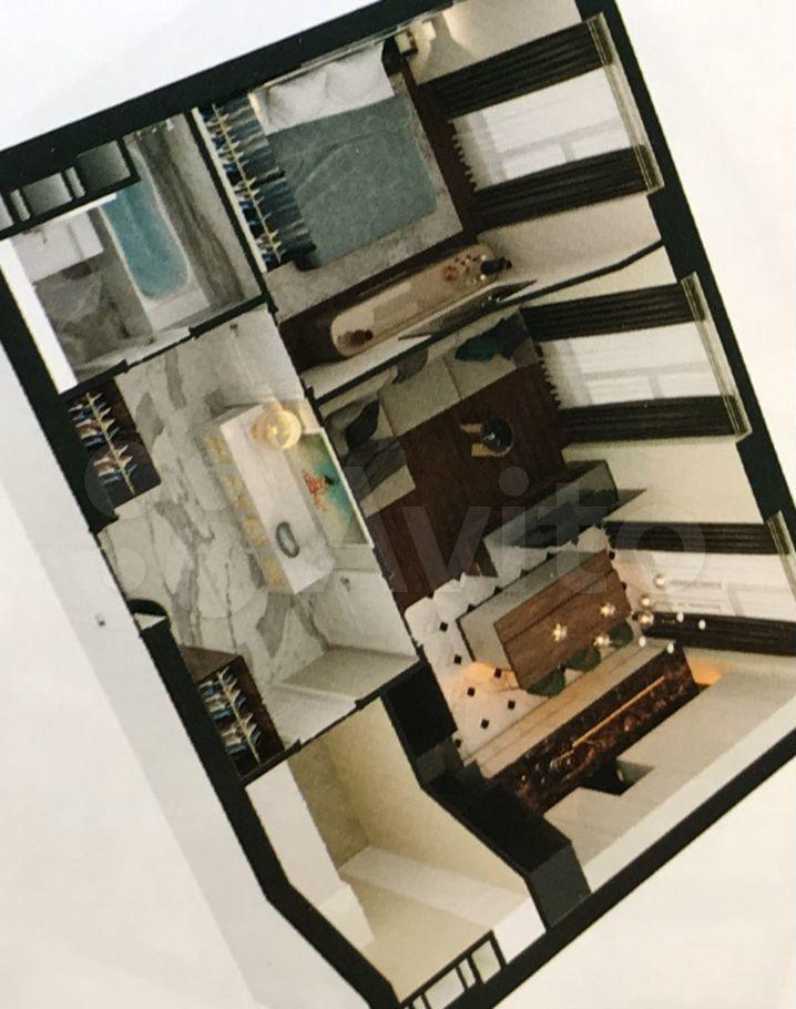 Продажа трёхкомнатной квартиры Москва, метро Октябрьское поле, цена 17000000 рублей, 2021 год объявление №603613 на megabaz.ru