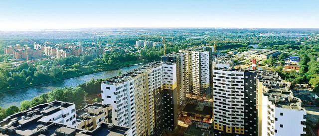 Продажа двухкомнатной квартиры Долгопрудный, Заводская улица, цена 6590214 рублей, 2021 год объявление №580576 на megabaz.ru