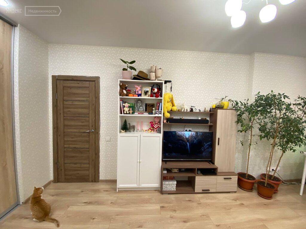 Аренда однокомнатной квартиры Химки, улица Германа Титова 10А, цена 30000 рублей, 2021 год объявление №1339318 на megabaz.ru