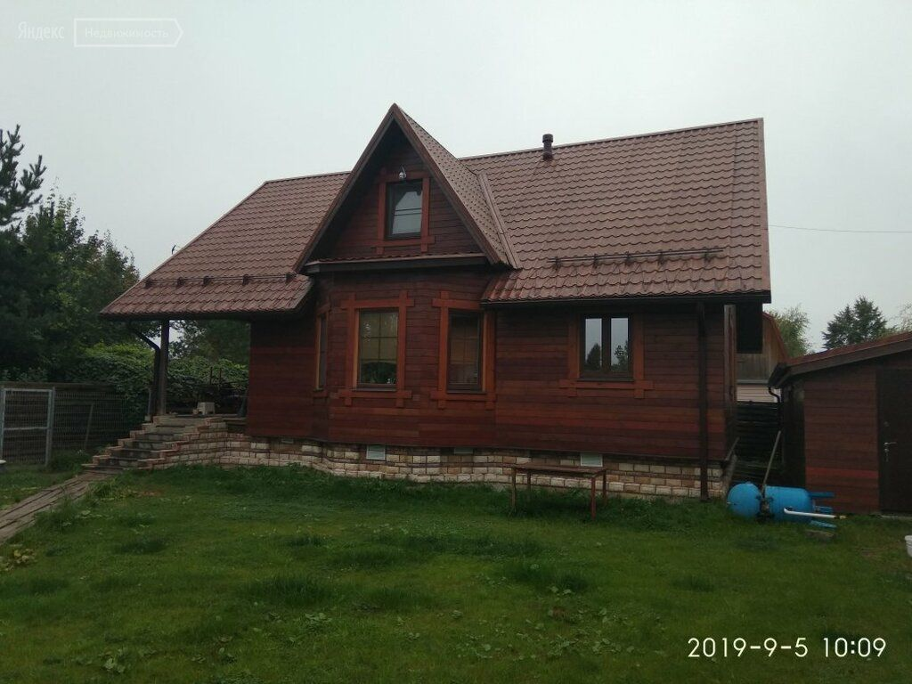 Продажа дома село Алабушево, улица Кутузова 63, цена 11000000 рублей, 2021 год объявление №580968 на megabaz.ru