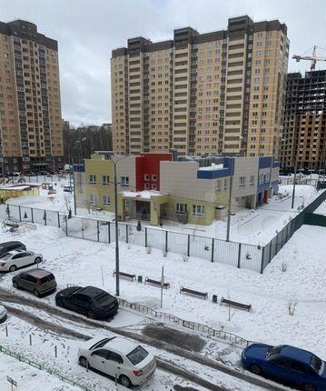 Продажа однокомнатной квартиры поселок Мебельной фабрики, Заречная улица 5, цена 5100000 рублей, 2021 год объявление №579567 на megabaz.ru