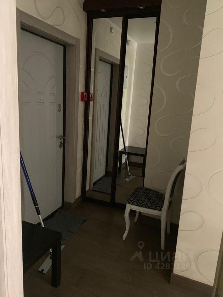 Аренда однокомнатной квартиры Москва, метро Улица Старокачаловская, цена 30000 рублей, 2021 год объявление №1384390 на megabaz.ru