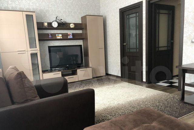 Аренда двухкомнатной квартиры село Озерецкое, бульвар Мечта 1, цена 22000 рублей, 2021 год объявление №1339280 на megabaz.ru