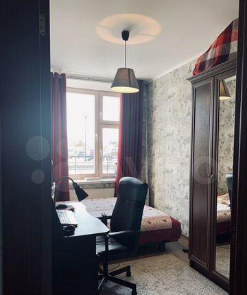 Продажа трёхкомнатной квартиры деревня Подолино, Дачная улица 9, цена 6500000 рублей, 2021 год объявление №579620 на megabaz.ru