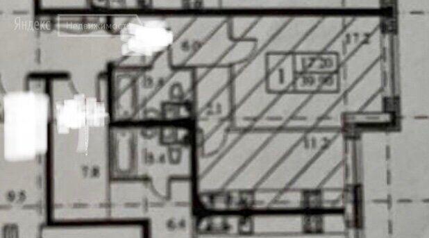 Продажа однокомнатной квартиры Реутов, метро Новогиреево, проспект Мира 12к1, цена 6000000 рублей, 2021 год объявление №579525 на megabaz.ru
