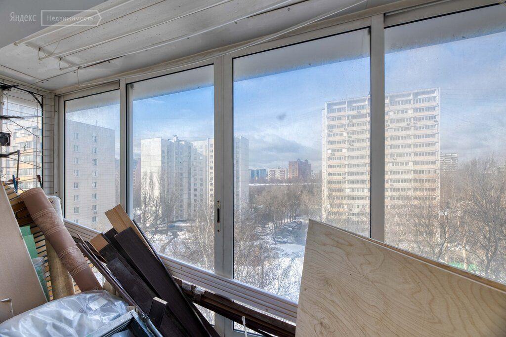 Продажа двухкомнатной квартиры Москва, метро Нахимовский проспект, Симферопольский проезд 12, цена 12000000 рублей, 2021 год объявление №579427 на megabaz.ru