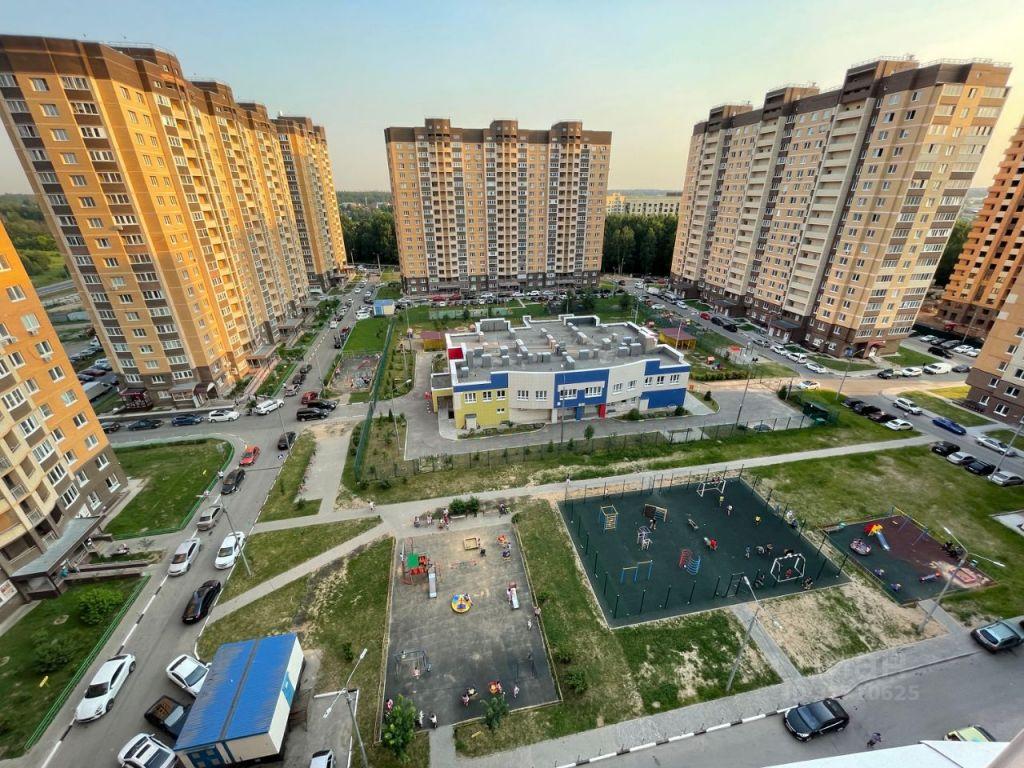 Продажа однокомнатной квартиры поселок Мебельной фабрики, метро Медведково, Заречная улица 5, цена 6500000 рублей, 2021 год объявление №639354 на megabaz.ru
