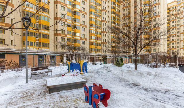 Продажа однокомнатной квартиры Москва, метро Университет, Ломоносовский проспект 25к2, цена 39900000 рублей, 2021 год объявление №580035 на megabaz.ru
