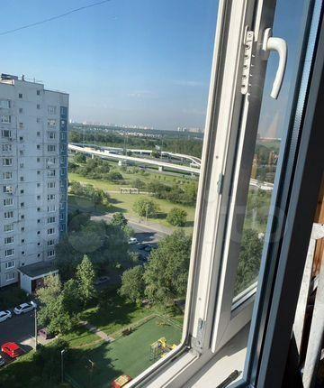 Продажа двухкомнатной квартиры Москва, метро Аннино, Востряковский проезд 15к1, цена 10500000 рублей, 2021 год объявление №580020 на megabaz.ru