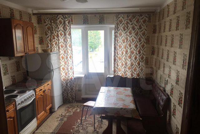 Аренда однокомнатной квартиры Волоколамск, проезд Строителей 7, цена 15000 рублей, 2021 год объявление №1339759 на megabaz.ru