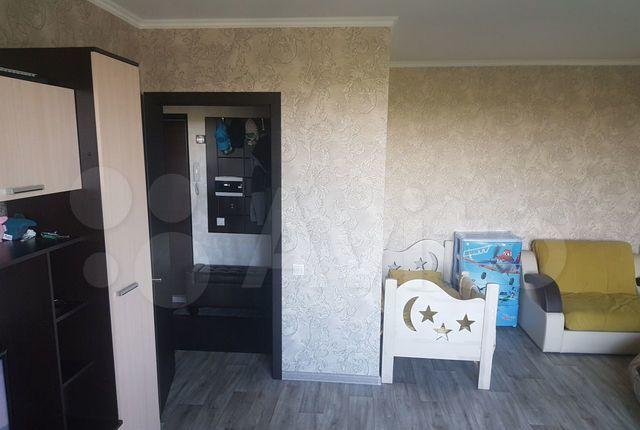 Продажа однокомнатной квартиры поселок Зеленый, Школьная улица 11, цена 4900000 рублей, 2021 год объявление №580075 на megabaz.ru