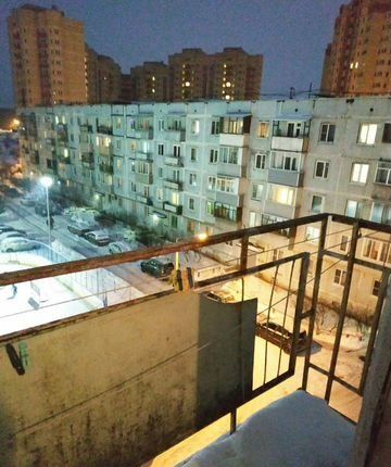 Продажа однокомнатной квартиры деревня Федурново, улица Авиарембаза 3А, цена 3150000 рублей, 2021 год объявление №586466 на megabaz.ru
