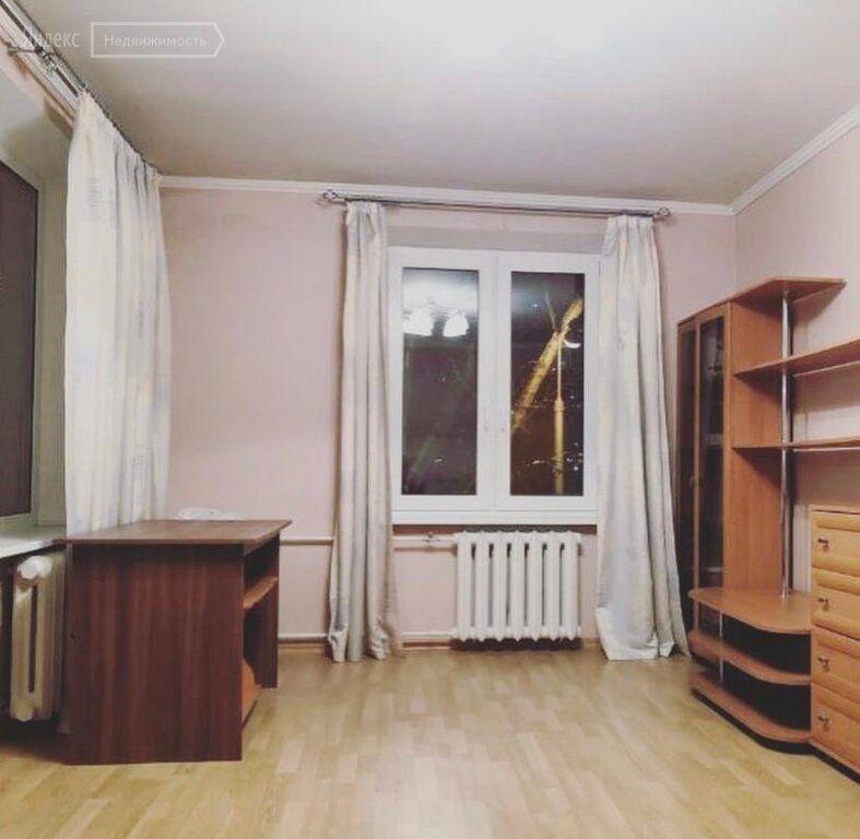 Аренда однокомнатной квартиры Москва, метро Нагатинская, Варшавское шоссе 51к1, цена 28000 рублей, 2021 год объявление №1360346 на megabaz.ru