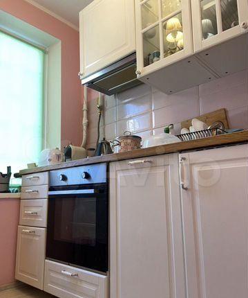 Продажа двухкомнатной квартиры Москва, метро Первомайская, 7-я Парковая улица 1, цена 9000000 рублей, 2021 год объявление №580329 на megabaz.ru