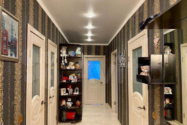 Продажа двухкомнатной квартиры Ивантеевка, Хлебозаводская улица 12к4, цена 7250000 рублей, 2021 год объявление №580451 на megabaz.ru