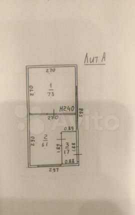 Продажа дома Москва, 46К-7041, цена 390000 рублей, 2021 год объявление №580381 на megabaz.ru