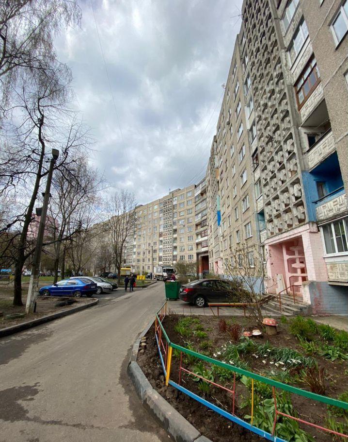 Продажа двухкомнатной квартиры Воскресенск, улица Зелинского 10/14, цена 3200000 рублей, 2021 год объявление №615334 на megabaz.ru