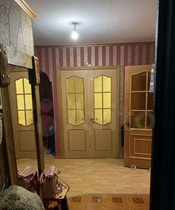 Продажа трёхкомнатной квартиры Высоковск, улица Владыкина 21, цена 4300000 рублей, 2021 год объявление №580467 на megabaz.ru