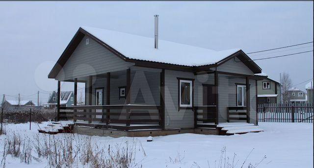 Продажа дома деревня Назарьево, Лесная улица, цена 1250000 рублей, 2021 год объявление №583451 на megabaz.ru