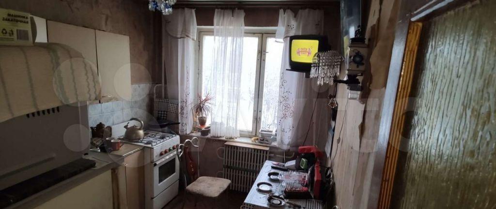 Продажа трёхкомнатной квартиры Красногорск, метро Митино, улица Ленина 59, цена 7800000 рублей, 2021 год объявление №581202 на megabaz.ru