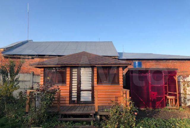 Продажа дома Зарайск, улица Дзержинского, цена 3000000 рублей, 2021 год объявление №580756 на megabaz.ru