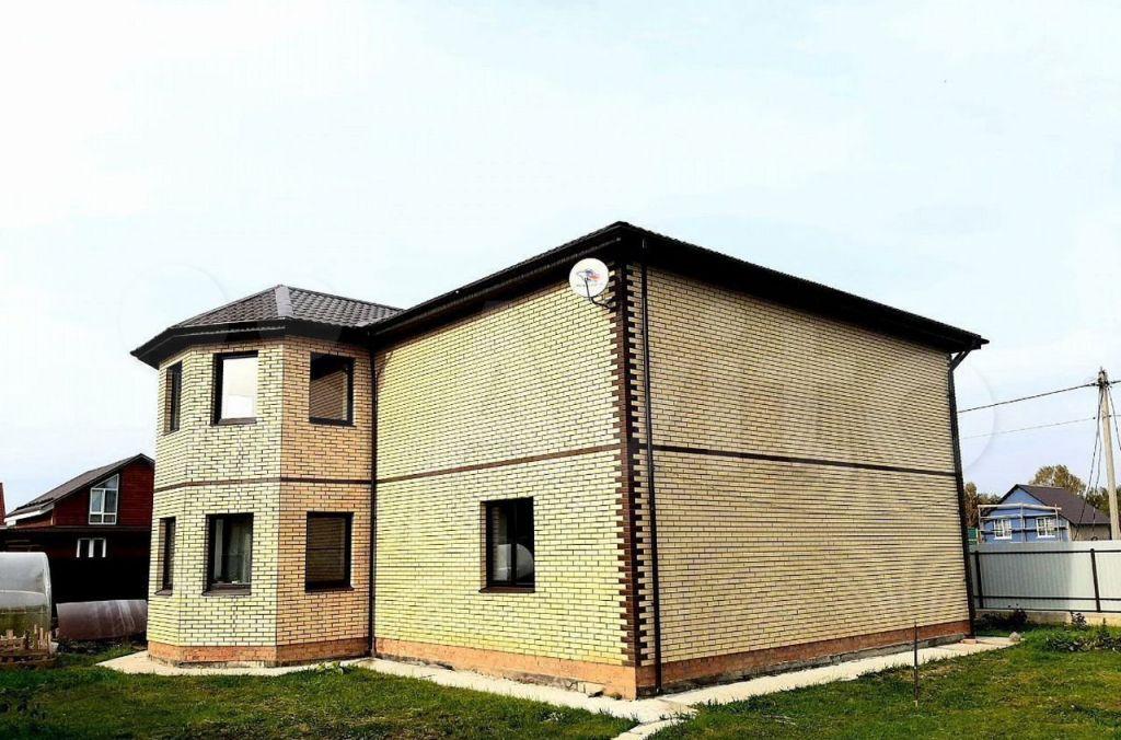 Продажа дома деревня Поповка, Карьерная улица 19, цена 900000 рублей, 2021 год объявление №599384 на megabaz.ru