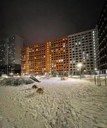 Продажа двухкомнатной квартиры Балашиха, метро Первомайская, Реутовская улица 11, цена 7600000 рублей, 2021 год объявление №580636 на megabaz.ru