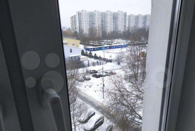Продажа двухкомнатной квартиры Москва, метро Новогиреево, улица Молостовых 10к2, цена 10500000 рублей, 2021 год объявление №580665 на megabaz.ru
