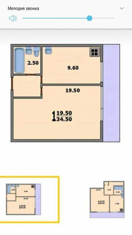 Продажа однокомнатной квартиры Москва, метро Шоссе Энтузиастов, Мастеровая улица 2/6, цена 7900000 рублей, 2021 год объявление №596912 на megabaz.ru