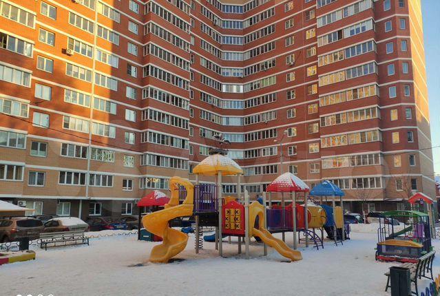 Аренда однокомнатной квартиры Ивантеевка, улица Новосёлки 4, цена 19000 рублей, 2021 год объявление №1340668 на megabaz.ru
