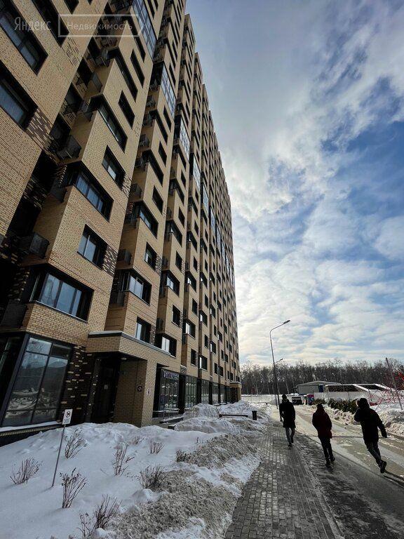 Продажа однокомнатной квартиры Москва, 3-я Хорошёвская улица 19А, цена 14000000 рублей, 2021 год объявление №580743 на megabaz.ru