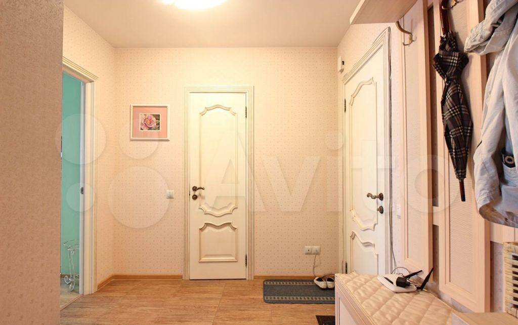 Продажа двухкомнатной квартиры село Рождествено, Сиреневый бульвар 1, цена 5500000 рублей, 2021 год объявление №602266 на megabaz.ru