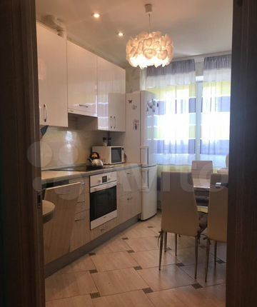 Аренда однокомнатной квартиры Лыткарино, Октябрьская улица 10А, цена 27000 рублей, 2021 год объявление №1340572 на megabaz.ru