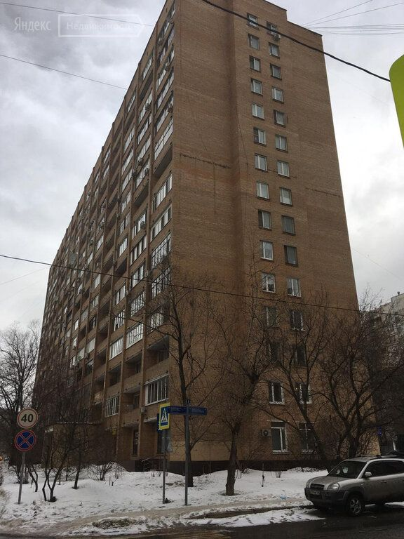 Продажа однокомнатной квартиры Москва, метро Марьина роща, Трифоновская улица 11, цена 12500000 рублей, 2021 год объявление №580742 на megabaz.ru