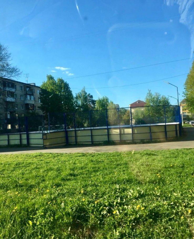 Продажа однокомнатной квартиры поселок Новый Городок, цена 2550000 рублей, 2020 год объявление №441681 на megabaz.ru