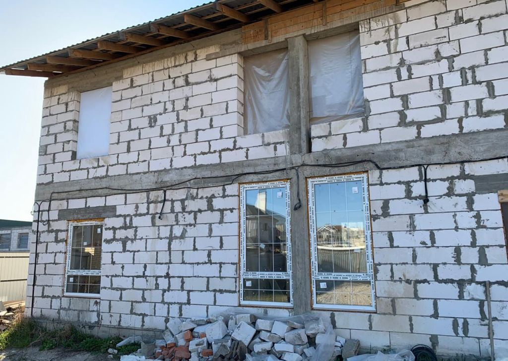 Продажа дома поселок Мещерино, цена 11500000 рублей, 2021 год объявление №417018 на megabaz.ru