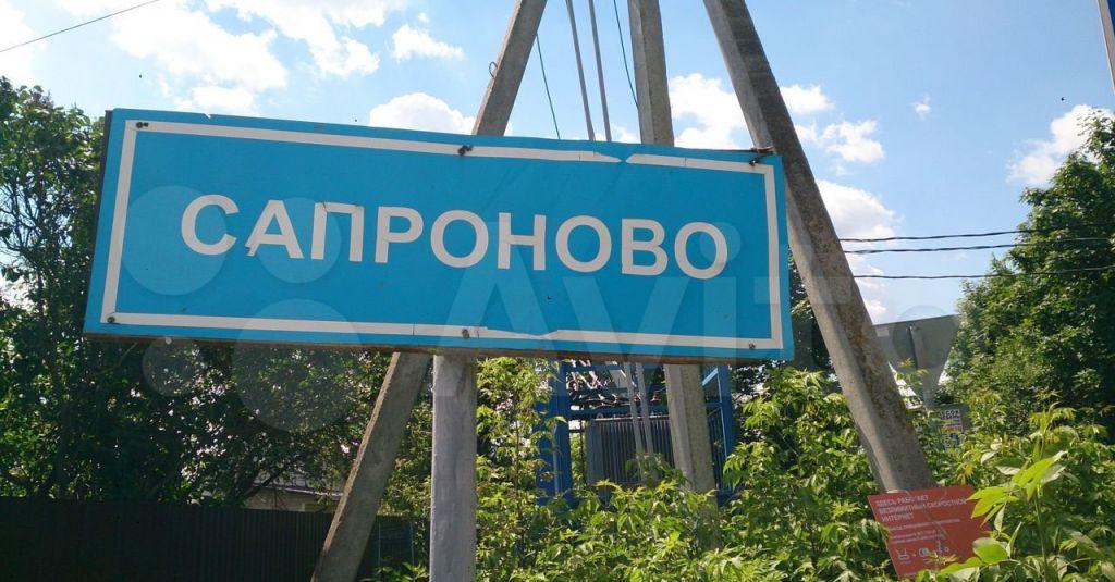 Продажа однокомнатной квартиры деревня Сапроново, цена 1195000 рублей, 2021 год объявление №617094 на megabaz.ru