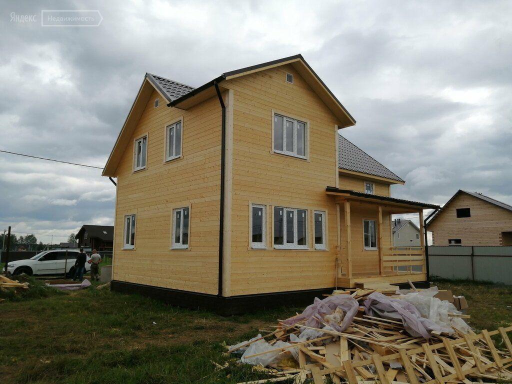 Продажа дома деревня Поповка, Млечная улица, цена 3500000 рублей, 2021 год объявление №543703 на megabaz.ru