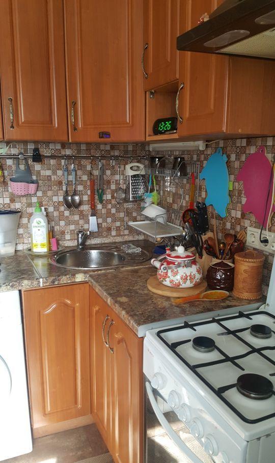 Продажа однокомнатной квартиры Хотьково, улица Академика Королёва 7к2, цена 3000000 рублей, 2020 год объявление №437691 на megabaz.ru