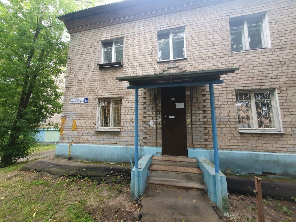 Продажа однокомнатной квартиры Мытищи, Институтская улица 2А, цена 3400000 рублей, 2020 год объявление №443053 на megabaz.ru