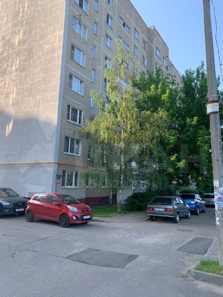 Продажа трёхкомнатной квартиры Подольск, Железнодорожная улица 5, цена 6000000 рублей, 2020 год объявление №505549 на megabaz.ru