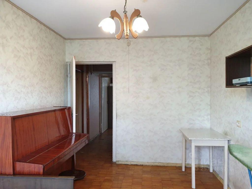 Аренда трёхкомнатной квартиры Краснознаменск, улица Победы 17, цена 29000 рублей, 2021 год объявление №1405672 на megabaz.ru