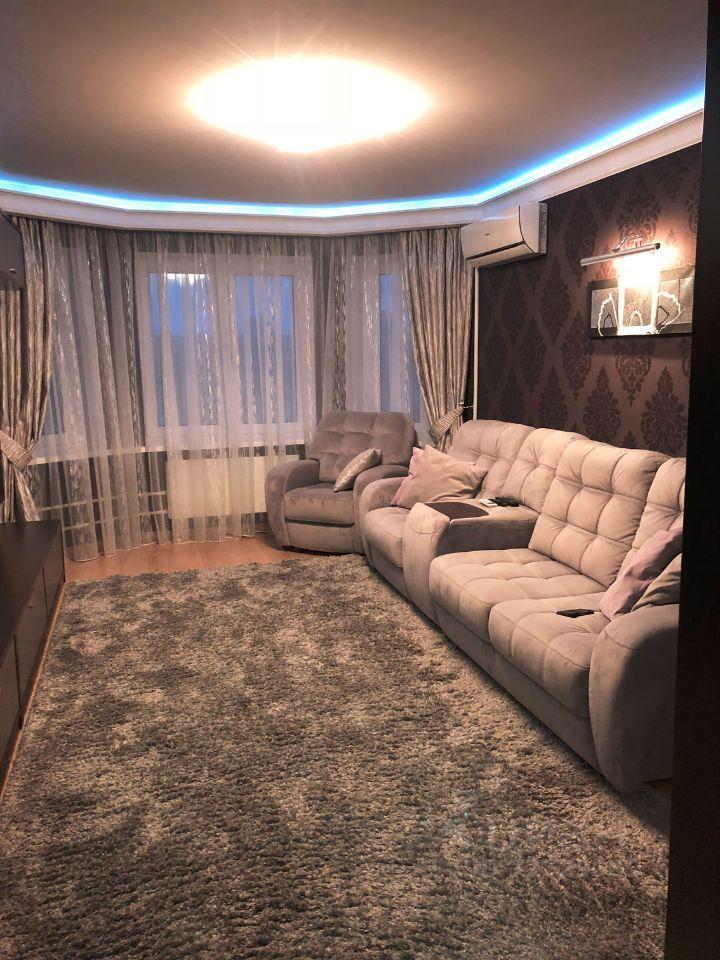 Продажа двухкомнатной квартиры Воскресенск, улица Докторова 12А, цена 7200000 рублей, 2021 год объявление №616835 на megabaz.ru