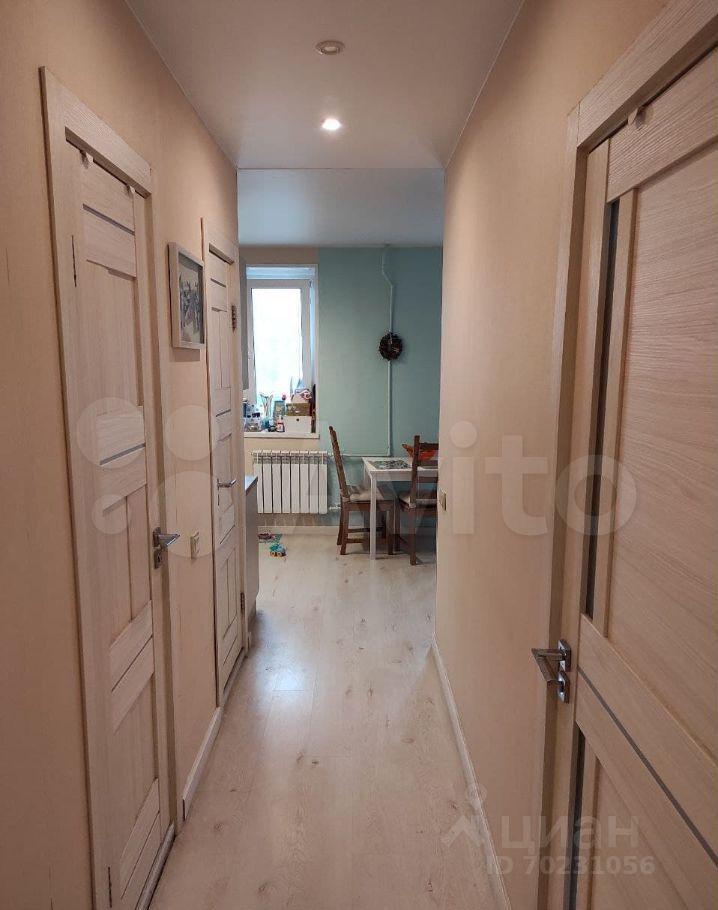 Продажа двухкомнатной квартиры поселок Биокомбината, цена 4580000 рублей, 2021 год объявление №606179 на megabaz.ru