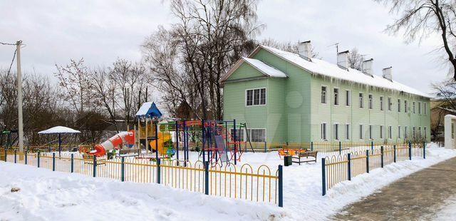 Продажа студии Сергиев Посад, Сергиевская улица 13, цена 3000000 рублей, 2021 год объявление №581288 на megabaz.ru
