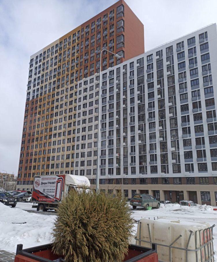 Продажа двухкомнатной квартиры рабочий поселок Новоивановское, бульвар Эйнштейна 2, цена 9500000 рублей, 2021 год объявление №602110 на megabaz.ru