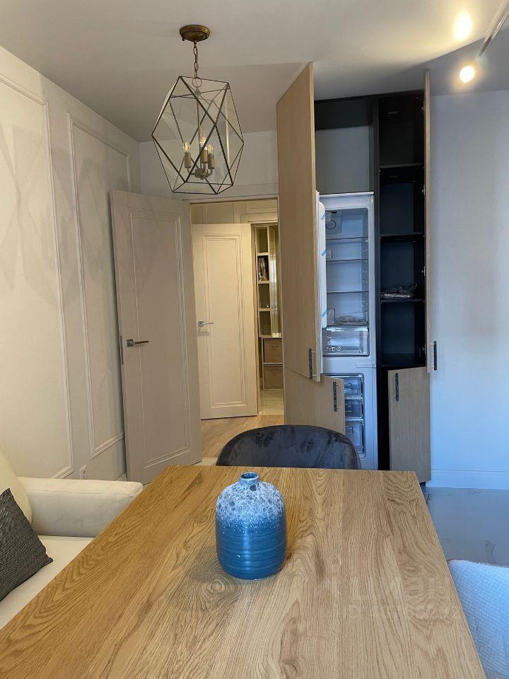Продажа двухкомнатной квартиры деревня Елино, метро Водный стадион, цена 7980000 рублей, 2021 год объявление №635672 на megabaz.ru