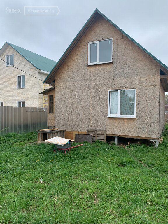 Продажа дома Наро-Фоминск, улица Шелковиков 10, цена 3200000 рублей, 2021 год объявление №581444 на megabaz.ru
