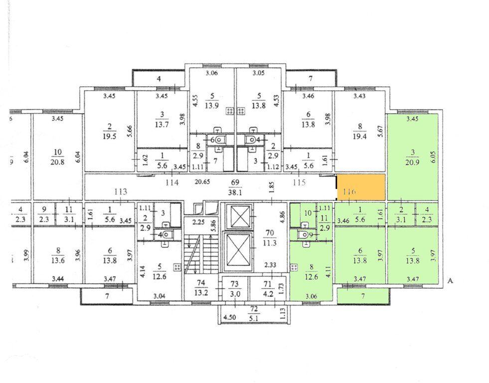Продажа трёхкомнатной квартиры Мытищи, метро Медведково, 1-й Рупасовский переулок 17Б, цена 9400000 рублей, 2021 год объявление №581379 на megabaz.ru