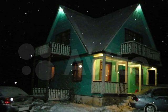 Продажа дома село Озерецкое, цена 4250000 рублей, 2021 год объявление №581291 на megabaz.ru